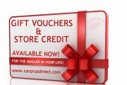 Gift Vouchers / Store Credit Now Available
