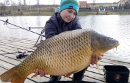 Carp Angler Star In The Making