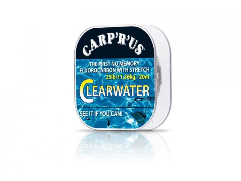 Clearwater hooklink Fluorocarbon